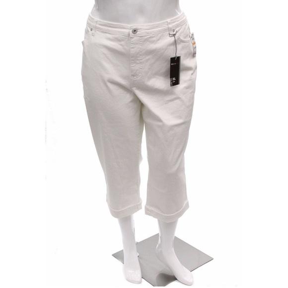 3b423107b72 StyleCo Plus Size Jeans Capris